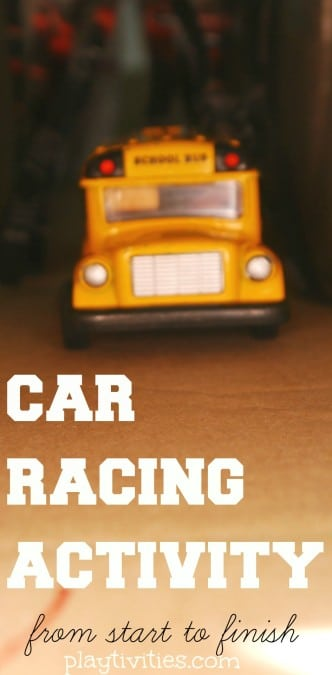 car racing activity