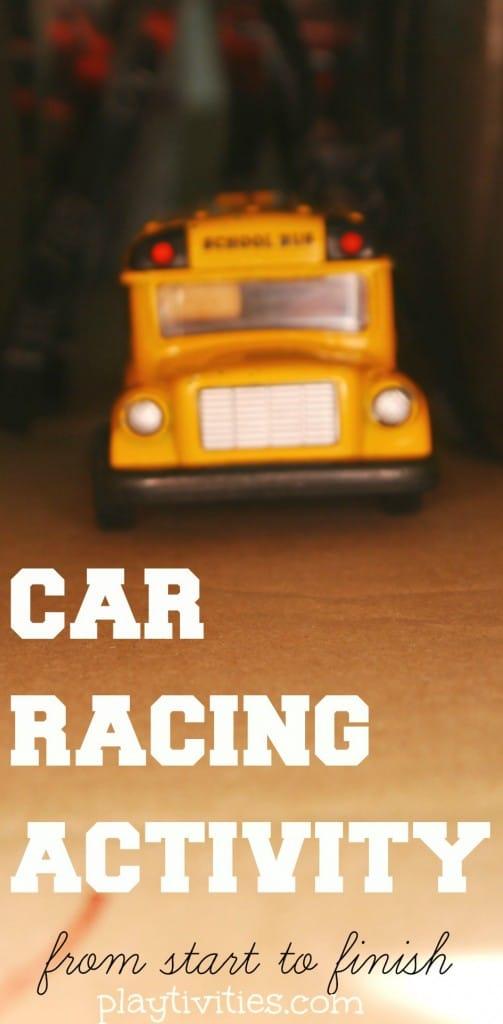 Car Rasing Activity