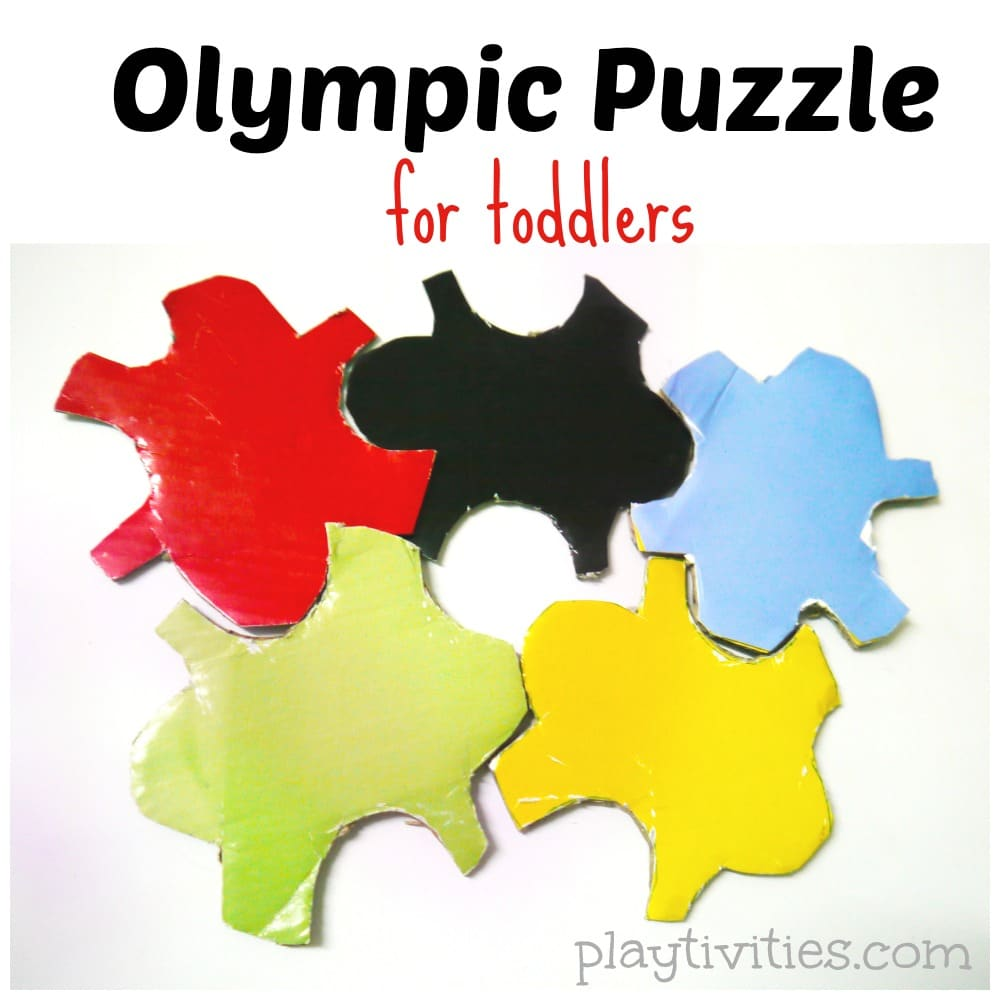 Make Olympic Puzzle