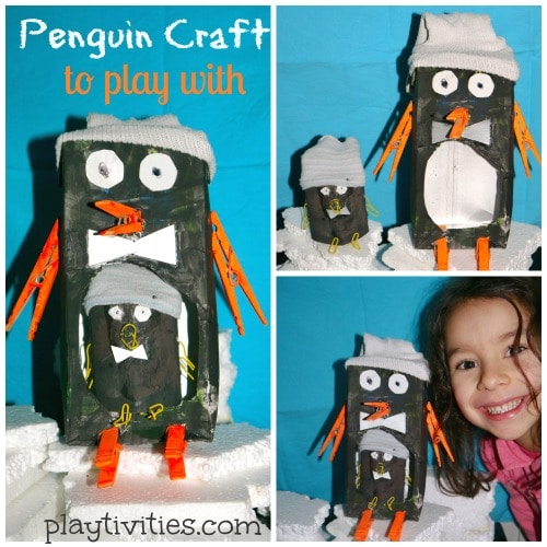 Not just a Penguin Craft