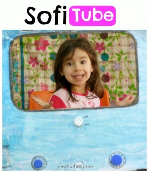 Tv activity for kids
