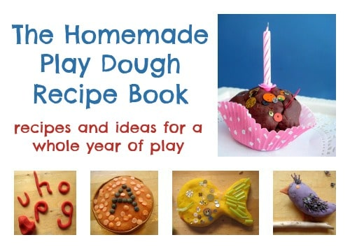 play dough recipe book