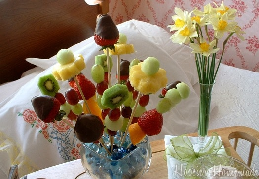 Easy mother 39 s day breakfast ideas for kids to make for Homemade edible mother s day gifts