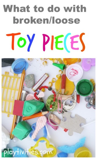 how to make spy toy box