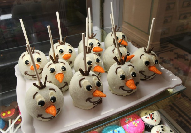 olaf apples