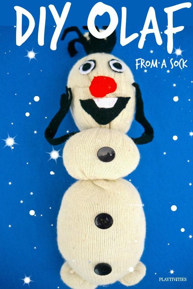 DIY OLAF