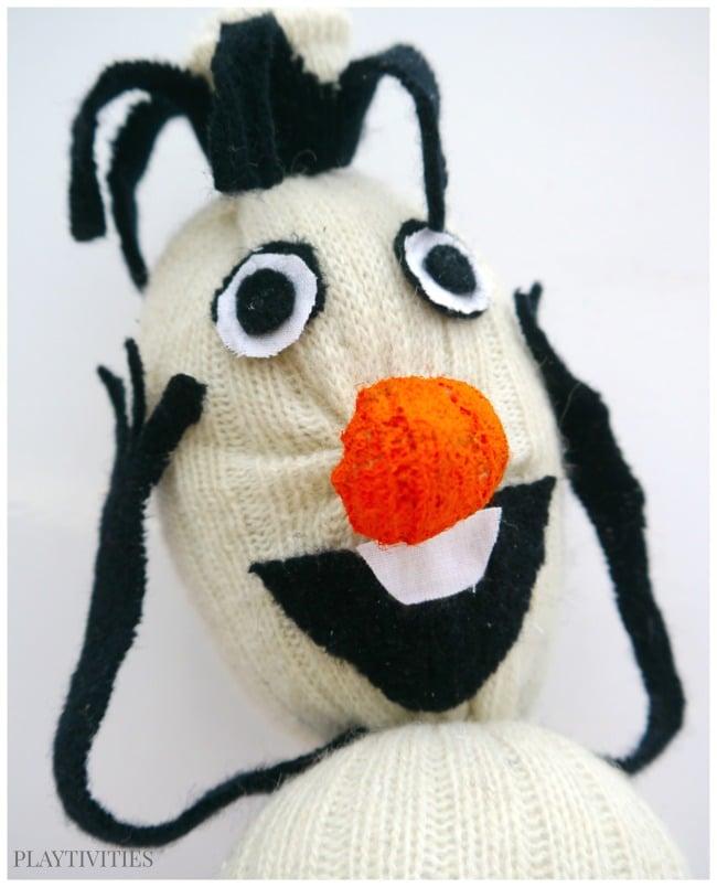 OLAF FACE