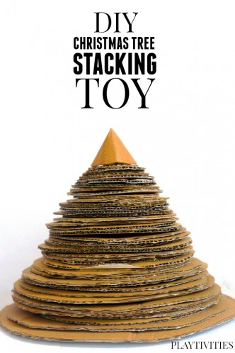 STACKING TREE TOY