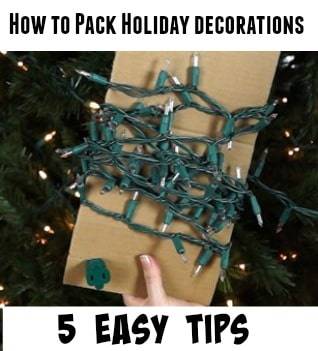 decoration packing