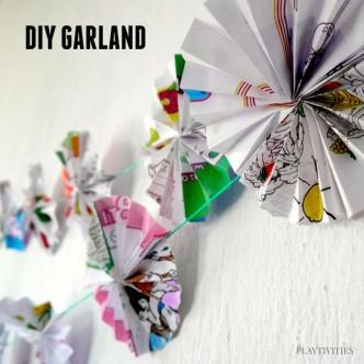 diy garland