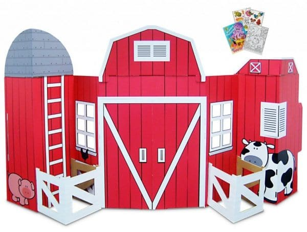barn playhouse
