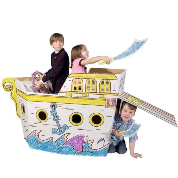 playhouse ship