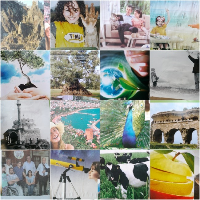 vision board pictures