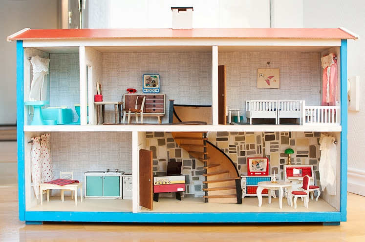 Pick your dream doll house playtivities for Make dream house