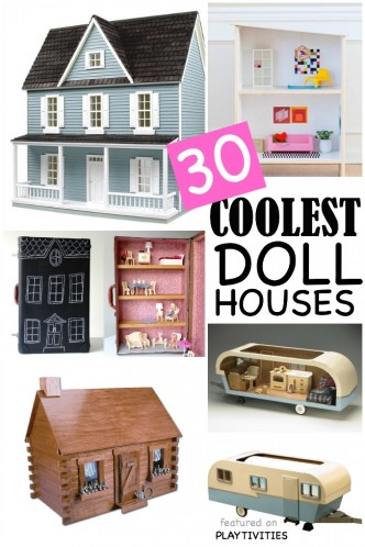 coolest doll house ideas