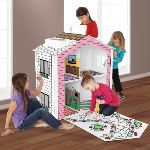 customize doll house