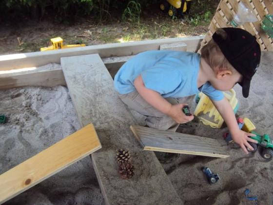 sandbox tricks