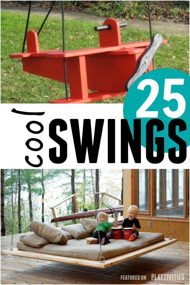diy swings