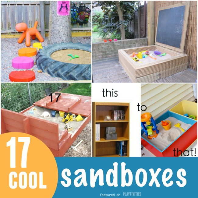 diy sandbox ideas - Sandbox Design Ideas
