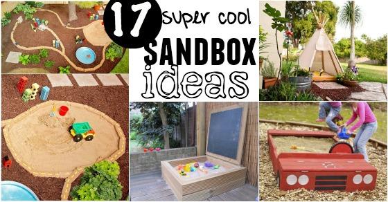 Backyard Sandbox Ideas sand pit with sliding lids from playquest adventure play sandpit ideasbackyard 17 Creative Diy Sandbox Ideas Playtivities