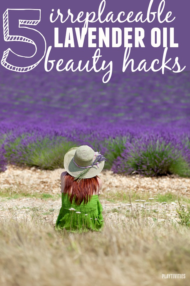 lavender oil hacks