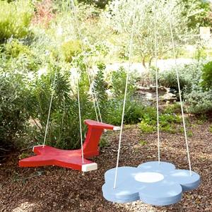 Backyard Swing Ideas 15 fantastic swings for your backyard Adorable Plywood Swings Dailyfix