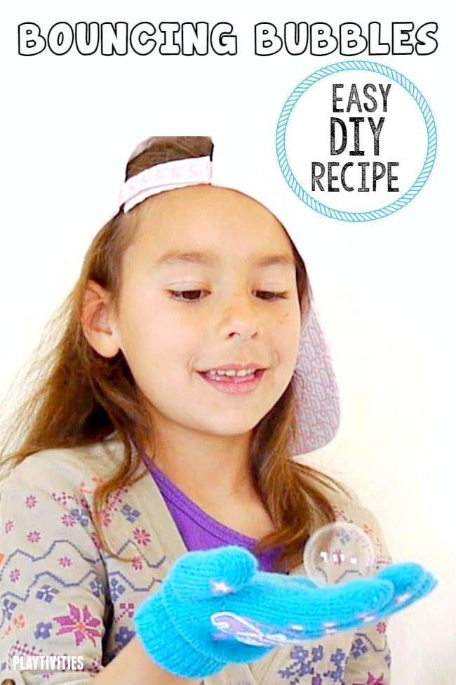 bouncing bubble recipe