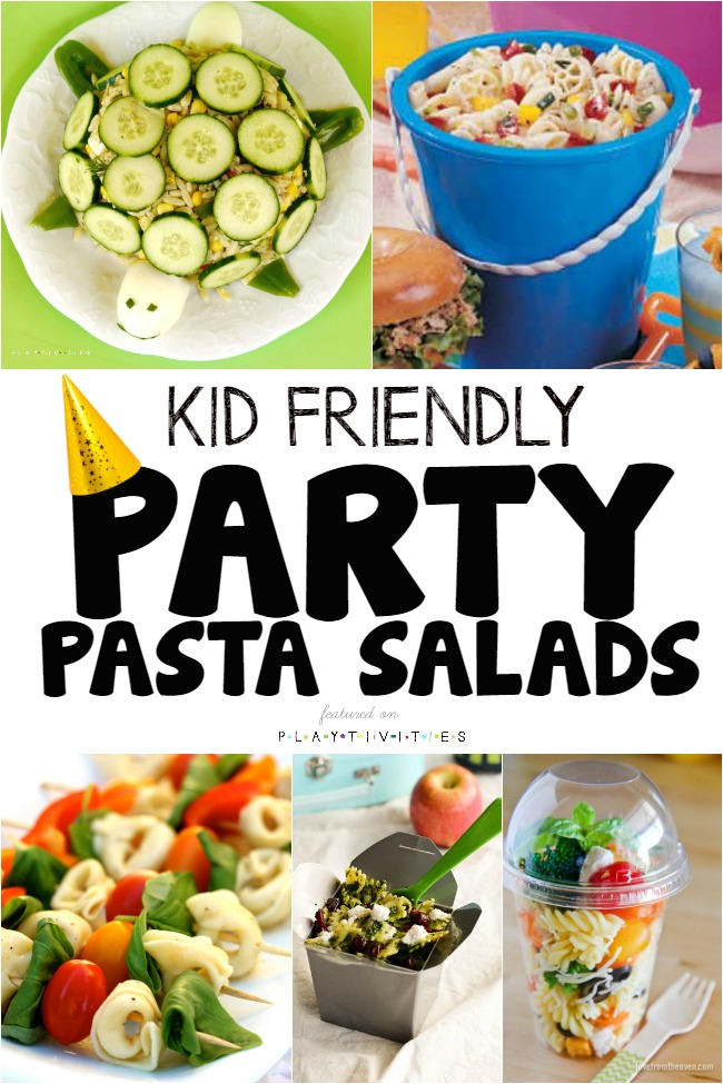 Pasta Salads Your Kids Will Not Stop Eating