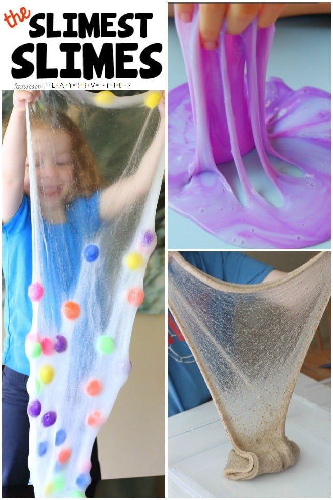 how to make clear slime without borax