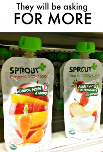 sprout foods for toddlers
