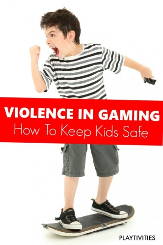 violence in gaming