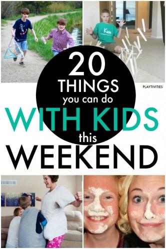 family weekend activities