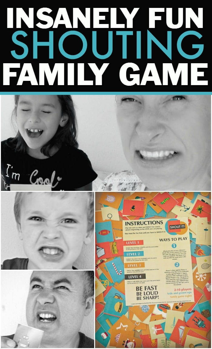 Family Shouting Game