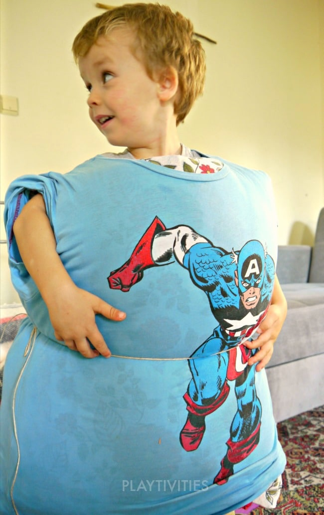 pillow sumo wrestling game