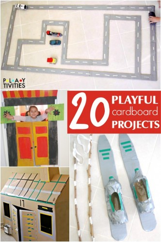 CARDBOARD PROJECTS