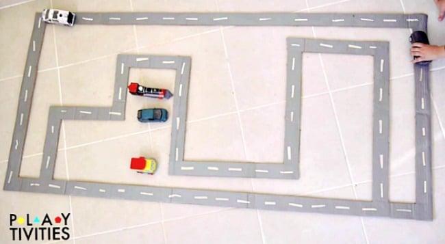 car track 5