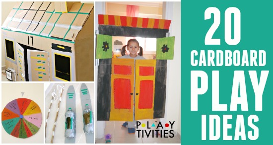 cardboard play