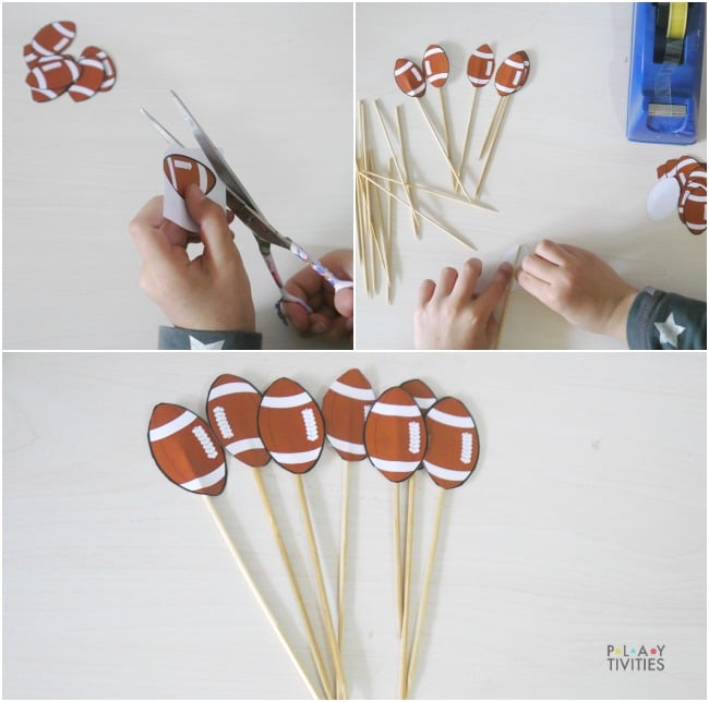 FOOTBALL FUDGE