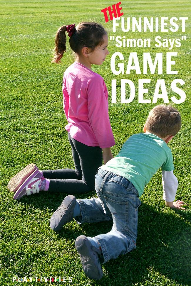 FUNNIEST SIMON SAYS IDEAS