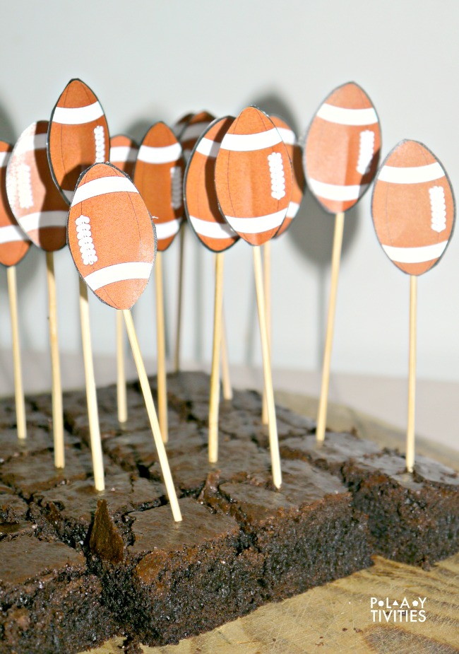 Game Day Brownies