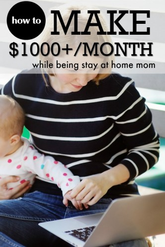 online course stay at home moms
