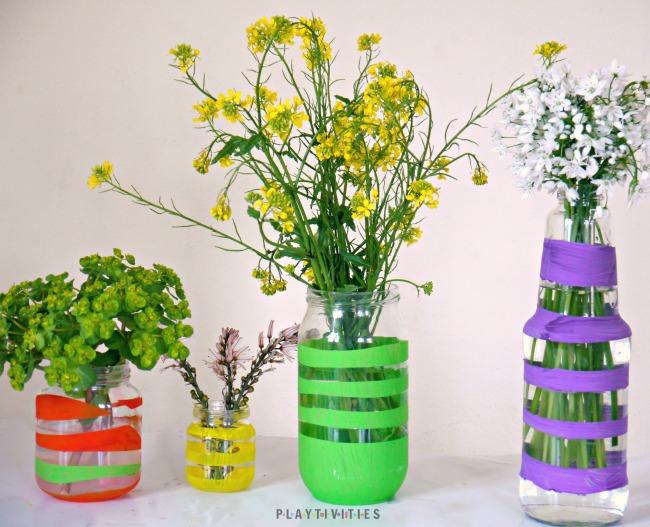 vase craft for kids 2