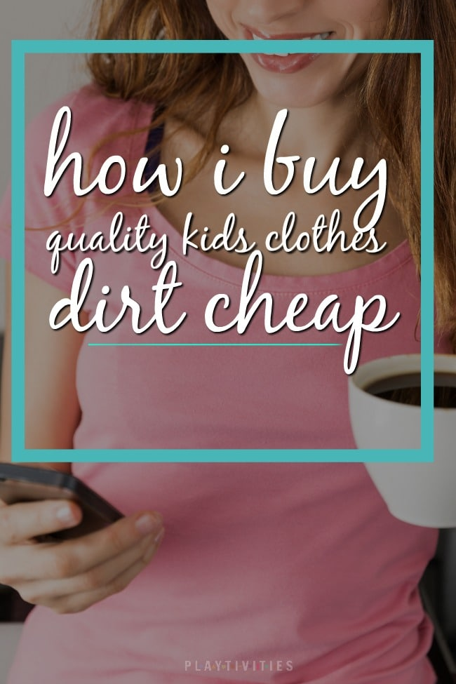 How To Find Daily Deals on Quality Kids' Clothes