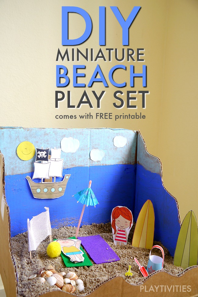 BEACH PLAY SET