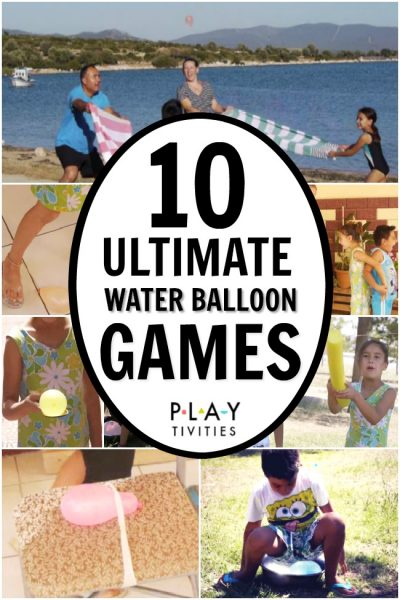 Ultimate Water Balloon Games. PART 1