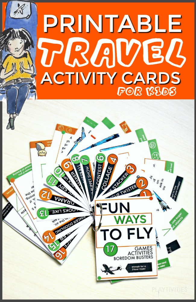 Hesitating To Fly With Kids? Try These Travel Cards