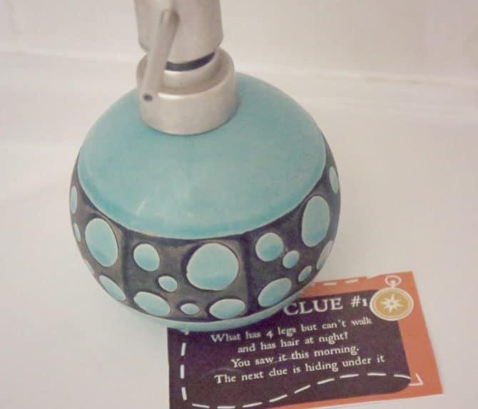 clues soap