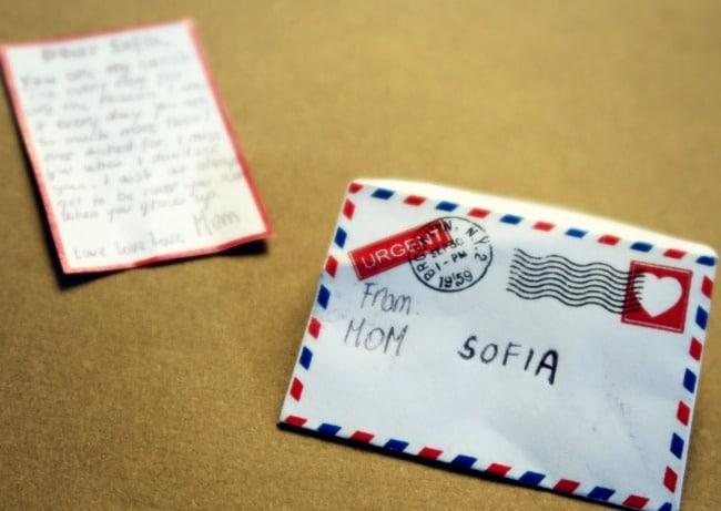 minni love letters