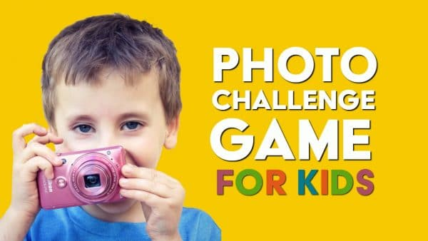 Photo Challenge Game For Kids Playtivities