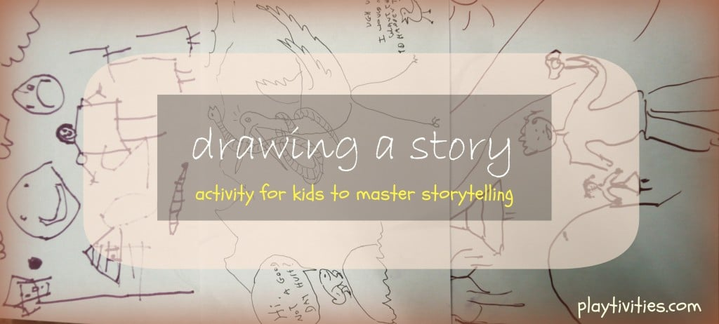 story telling activity